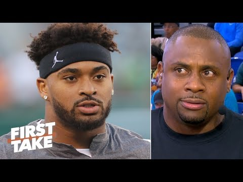 Video: Jamal Adams deserves to be fined for his late hit on Baker Mayfield - Troy Vincent | First Take