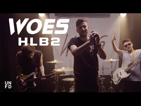 Woes - HLB2 [Official Music Video]