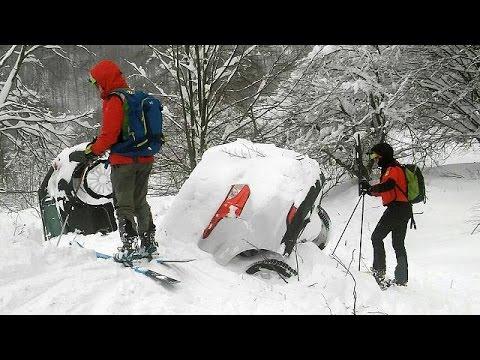Ιταλία: Μάχη με το χρόνο για να εντοπίσουν τους αγνοούμενους από τη φονική χιονοστιβάδα