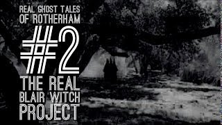 Scary True Ghost Stories The Real Blair Witch Project