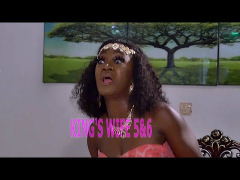 KING'S WIFE 5&6 (TEASER) - 2020 LATEST NIGERIAN NOLLYWOOD MOVIES