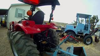 4. Mahindra 1526 HST Issues Brand new