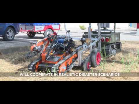 Neuer Roboterwettbewerb für Notfälle