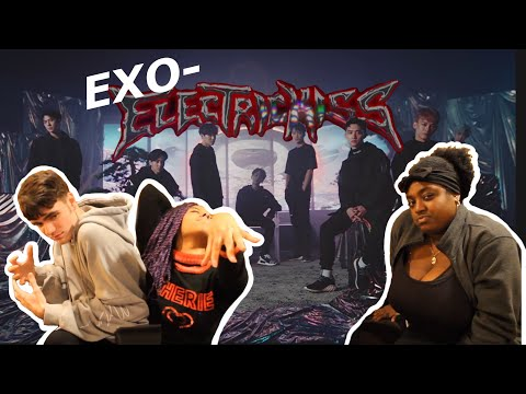 EXO Electric Kiss (Short Version) MV Reaction!