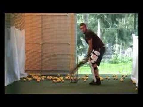 The Cricket Ball Machine 4