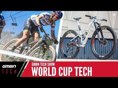 Custom World Cup Downhill & Cross Country Tech | GMBN Tech Show Ep. 79