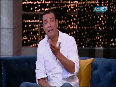 """""""حظك كده""""..هشام الجخ يلقي قصيدة عاطفية مع خيري رمضان"""