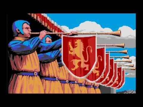 defender of the crown atari st rom