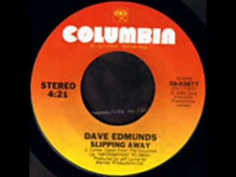 Slipping Away By Dave Edmunds On 1983 Cbs Records, From 1983 Kdwb-fm Broadcast.