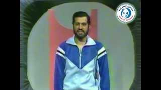 عدنان الطرشة: تمرين الكتفين-Adnan Tarsha: Shoulders Exercise-3