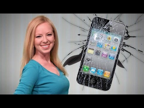 how to fix iphone 4 screen