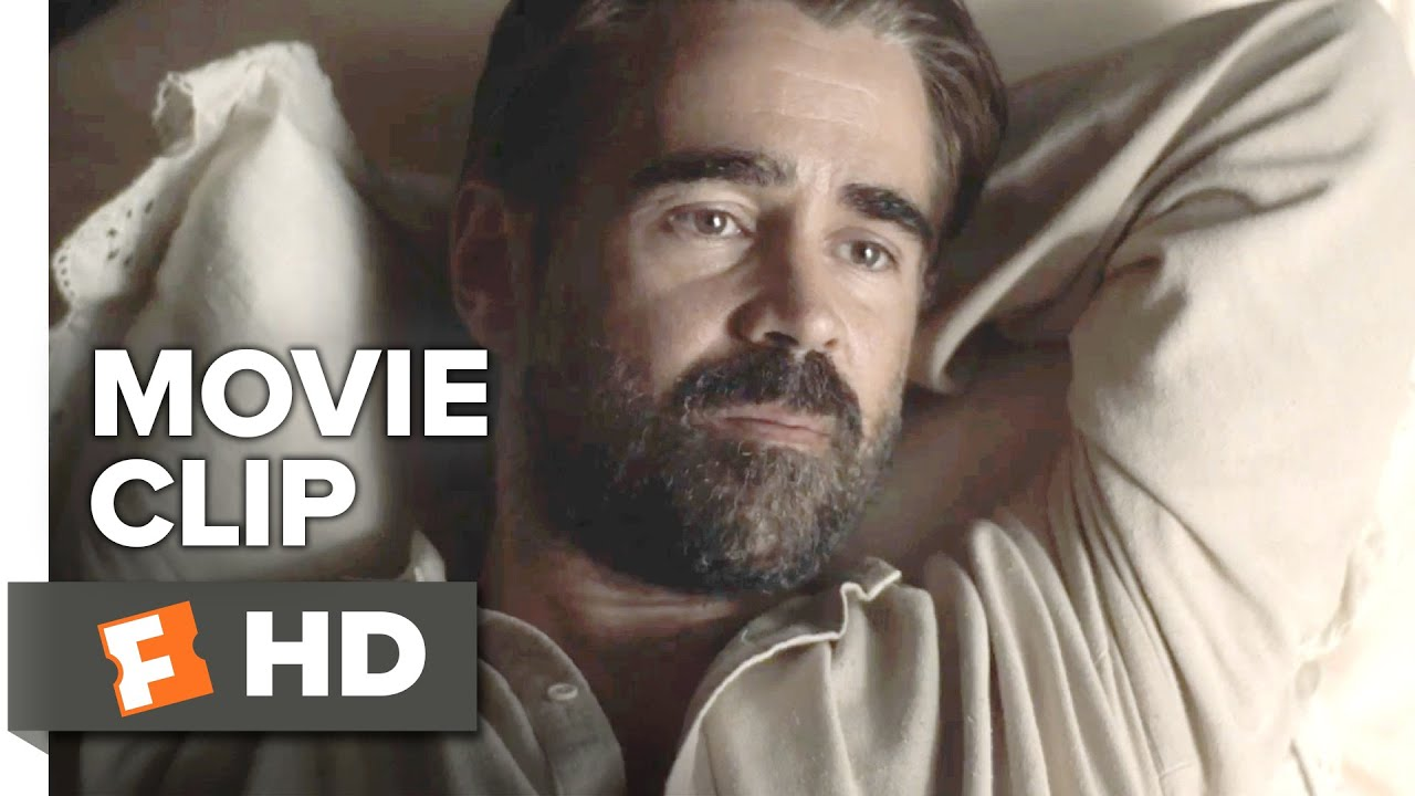 Colin Farrell & Nicole Kidman in Sofia Coppola's Seductive Thriller 'The Beguiled' (Clip) with Kirsten Dunst & Elle Fanning