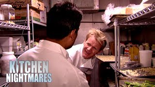 """I don't think Gordon is a big fan of the phrase """"fresh frozen""""…If you liked this clip check out the rest of Gordon's channels:http://www.youtube.com/gordonramsayhttp://www.youtube.com/thefwordhttp://www.youtube.com/kitchennightmaresMore Gordon Ramsay:Website: http://www.gordonramsay.comFacebook: http://www.facebook.com/GordonRamsay01Twitter: http://www.twitter.com/GordonRamsay"""