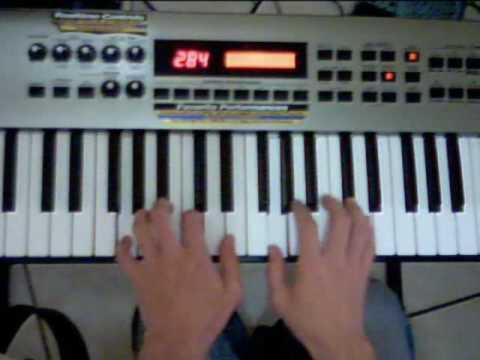 Son cubano - Guantanamera - Piano