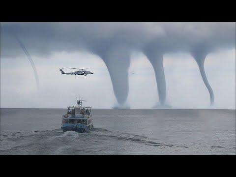 दुनिया के सबसे भयानक नैसर्गिक आपत्ती। Most Dangerous Natural Disaster in the World.