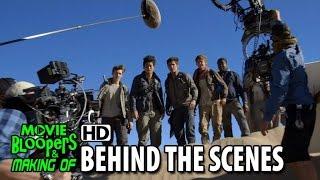 Maze Runner: The Scorch Trials (2015) Behind the Scenes