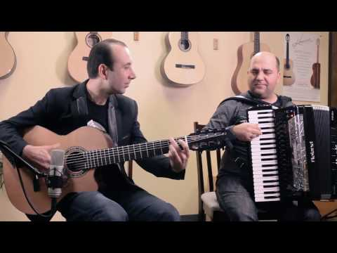 Vadim Kolpakov and Sergiu Popa - Medley of Eastern European Romani songs