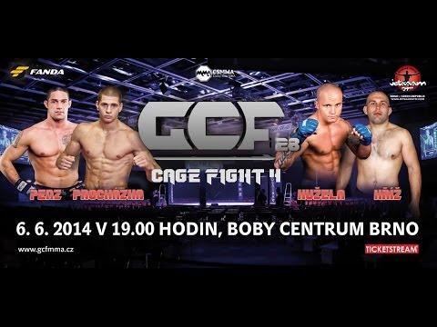 Jiří Procházka vs Martin Šolc GCF Fight Night 26