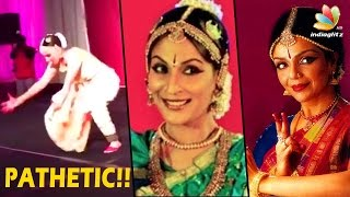 Video Aishwarya Dhanush's UN Performance SLAMMED by dancer Anita Ratnam | Hot Tamil Cinema News MP3, 3GP, MP4, WEBM, AVI, FLV Januari 2018