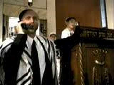 Banned Commercial - Jewish WAZZUP Commercial