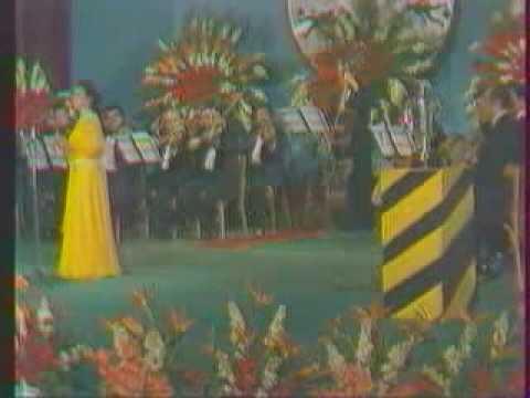 Najat Al Saghira 3Oyouni El Alb Live (видео)
