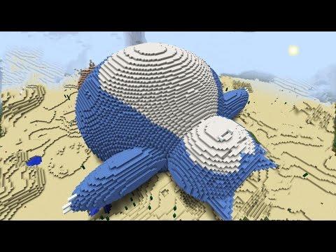 Minecraft vs Pokemon go | GIGA SNORLAX!! | (PvZ/Pokego Land) - Thời lượng: 3 phút, 38 giây.