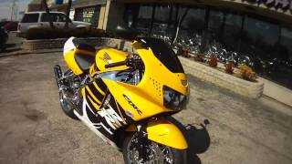 5. 1999 Honda CBR900RR custom chrome video