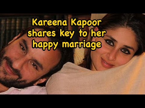 Kareena Kapoor shares 'key to happy marriage' on her wedding anniversary