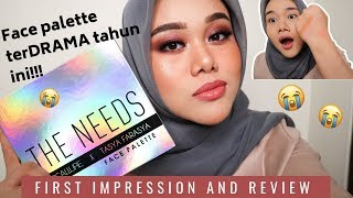 Video REVIEW TERLENGKAP THE NEEDS  FOCALLURE X TASYA FARASYA!!! MP3, 3GP, MP4, WEBM, AVI, FLV Maret 2019