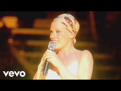 Video P!nk - What's Up (from Live from Wembley Arena, London, England) download in MP3, 3GP, MP4, WEBM, AVI, FLV January 2017