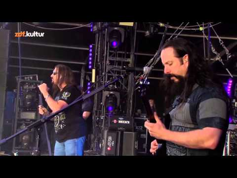 Dream Theater - The spirit carries on (Live Wacken 2015) (видео)