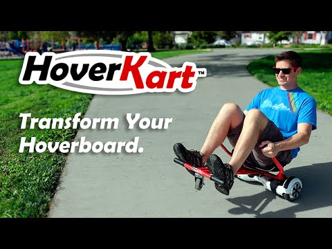 HoverKart Kickstarter campaign video (Official)