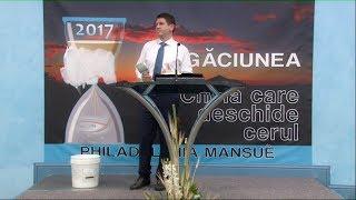 Marius Livanu – Binecuvantarea profesionala