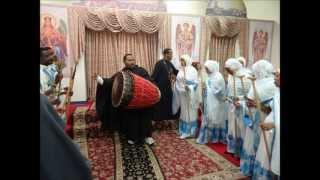 Ethiopian Orthodox Tewahedo Mezmur-Mahibere Kidusan- Kewamiyan Le Nefsate