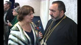 Interview with the Armenian Patriarch of Jerusalem, Archbishop Nourhan Manougian