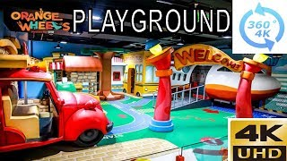 Video 360 Video Indoor Playground Family Fun for Kids Play Playroom Pool Balls | The Childhood Life 5 MP3, 3GP, MP4, WEBM, AVI, FLV Juni 2019