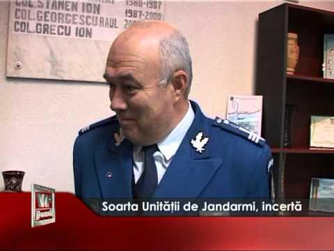 Soarta Unităţii de Jandarmi, incertă