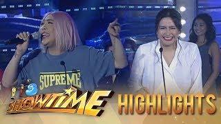 Video It's Showtime PUROKatatawanan: Mariel asks Vice Ganda who is the solid Kapamilya MP3, 3GP, MP4, WEBM, AVI, FLV Juni 2018