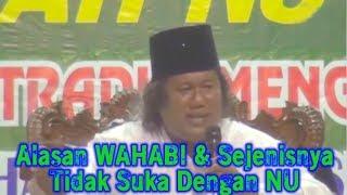 Video Alasan WAHABI & Sejenisnya Tidak Suka Dengan NU! Pengajian Cerdas GUS MUWAFIQ Lucu & Penuh Ilmu MP3, 3GP, MP4, WEBM, AVI, FLV Juni 2019