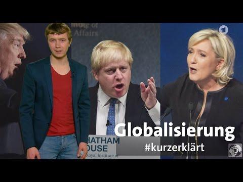 Wer sind Gewinner und Verlierer der Globalisierung?