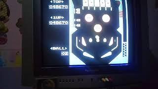 Pinball [Game B] (NES/Famicom) by omargeddon