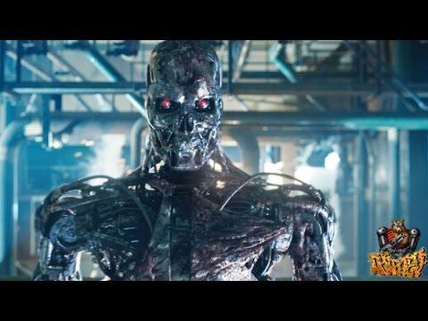 The Terminator Прохождение (Sega CD)