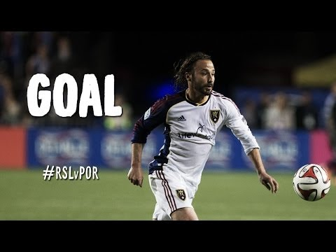 Video: GOAL: Ned Grabavoy slots one past Ricketts