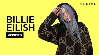 "Video Billie Eilish ""idontwannabeyouanymore"" Official Lyrics & Meaning 