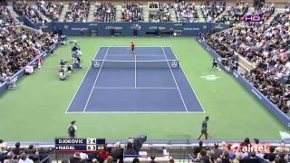 Tennis Highlights, Video - [HD]Djokovic vs Rafael Nadal Us Open 2013 Final Highlights TRUE HD Best points by Djokovic