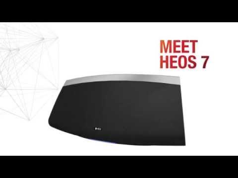 MEET HEOS 7: WIRELESS MULTI-ROOM SOUND SYSTEM