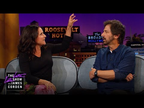 Julia Louis-Dreyfus Used a Scat Expert to Identify a Critter