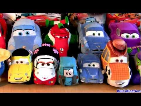 Cars Toys Plush Luigi, Guido, Woody, Buzz Lightyear, Okuni, Sally, Lightning McQueen CARS2 review