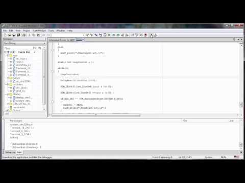 Getting started with IAR Embedded Workbench from IAR