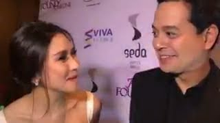 Sarah Geronimo and John Lloyd Cruz Finally Found Someone Now Showing Popstar Royalty Sarah Geronimo ...